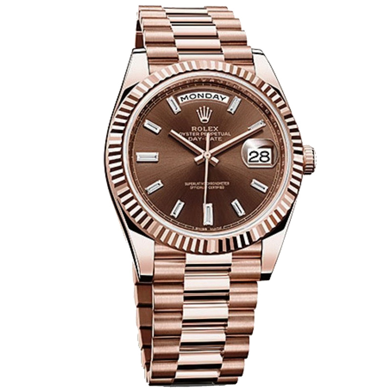 Oyster Perpetual Day-Date 40 228235 (Everose Gold)
