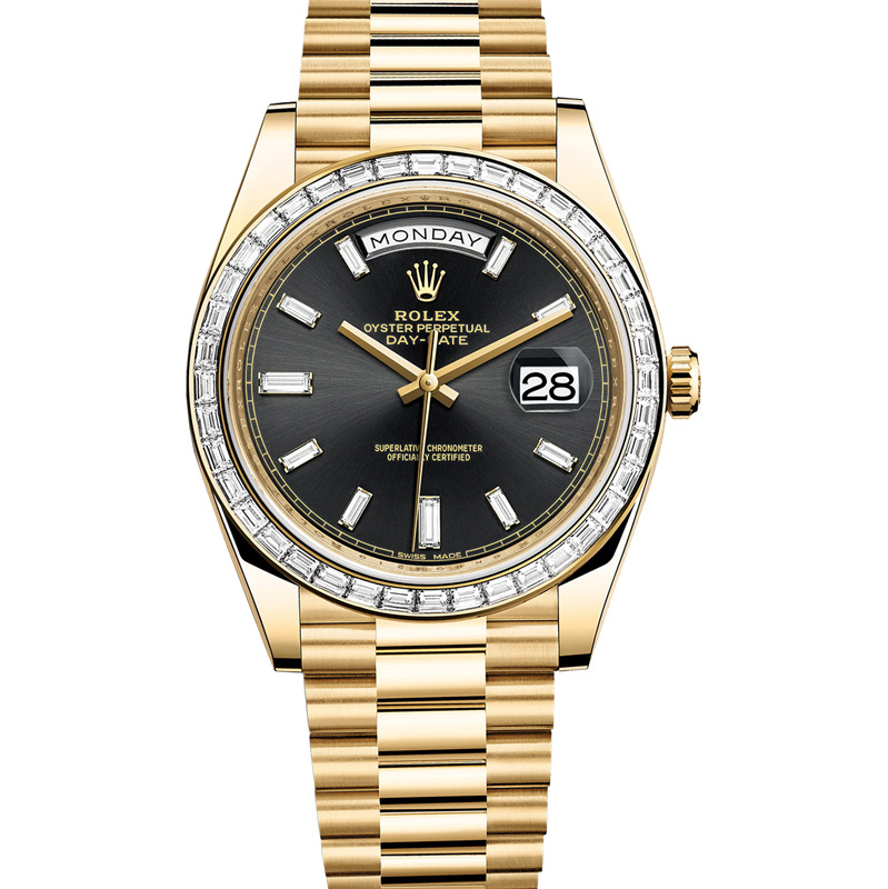 Oyster Perpetual Day-Date 40 228398TBR (Yellow Gold)