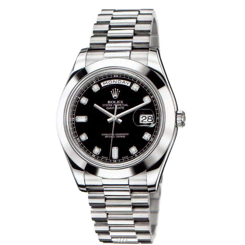 Oyster Perpetual Day-Date II 218206 bkdp