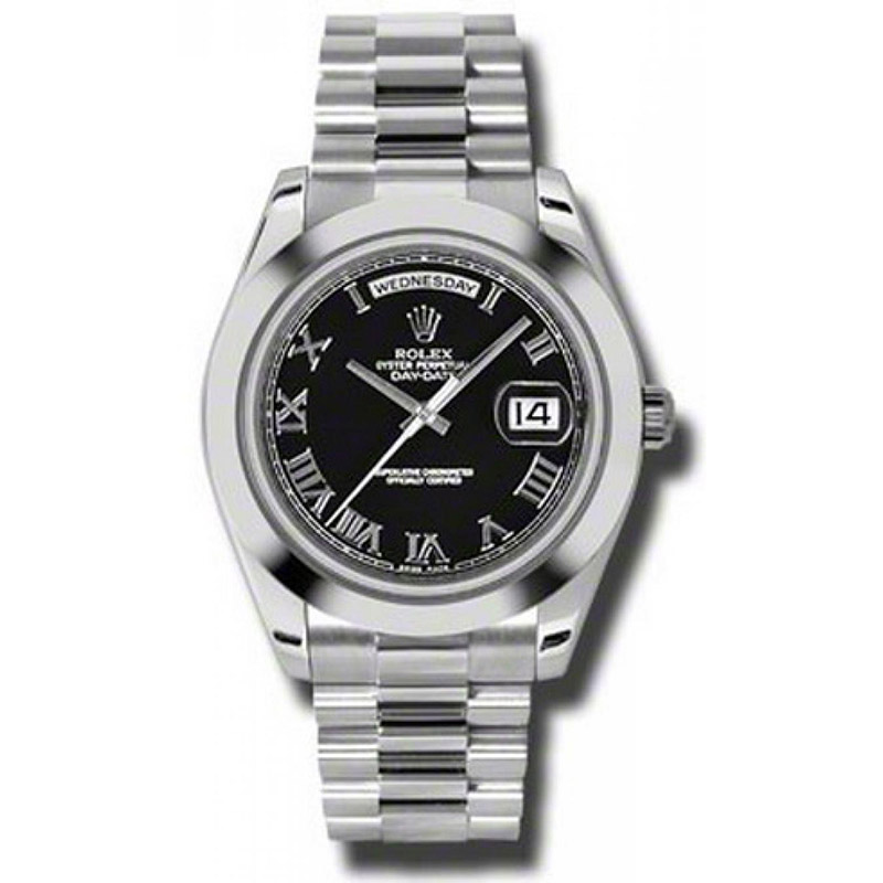 Oyster Perpetual Day-Date II 218206 bkrp
