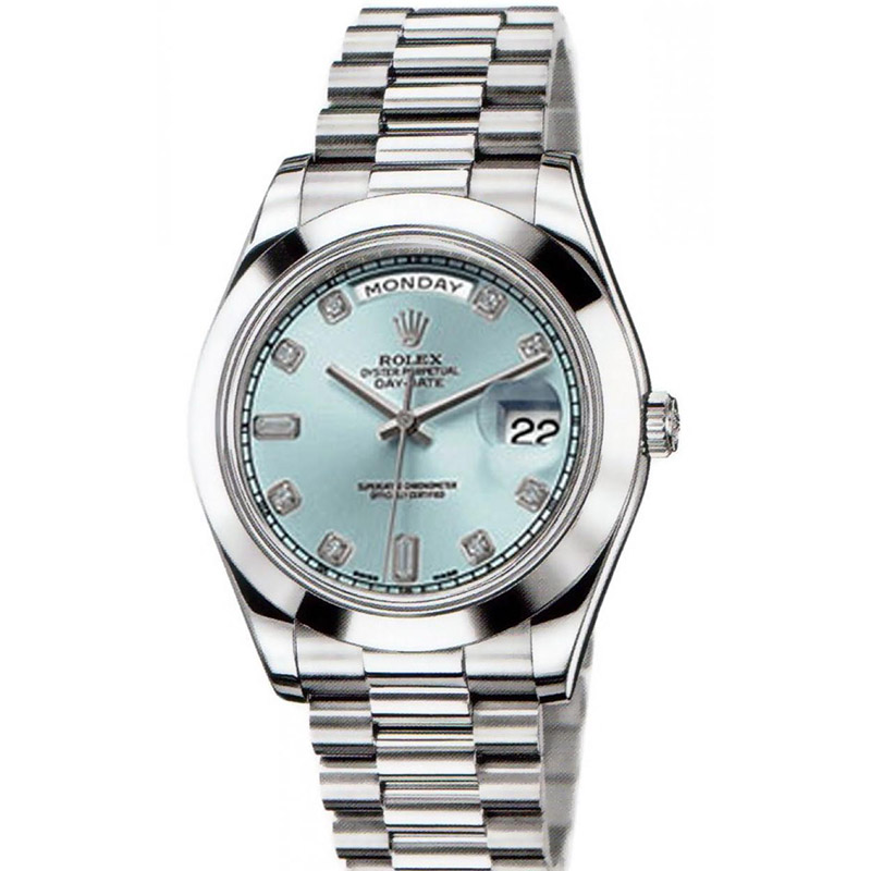 Oyster Perpetual Day-Date II 218206 ibldp