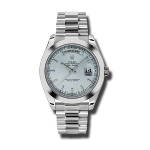 Oyster Perpetual Day-Date II 218206 iblip