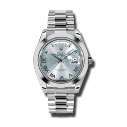 Oyster Perpetual Day-Date II 218206 iblrp