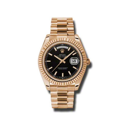 Oyster Perpetual Day-Date II 218235 bkip