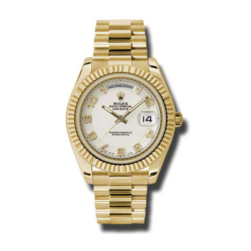 Oyster Perpetual Day-Date II 218238 icap