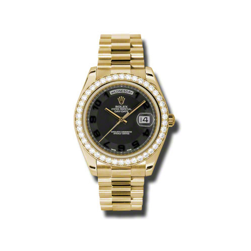 Oyster Perpetual Day-Date II 218348 bkcap