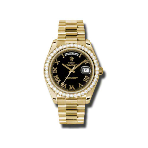 Oyster Perpetual Day-Date II 218348 bkrp