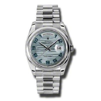 Oyster Perpetual Day-Date Watch 118206 glawap