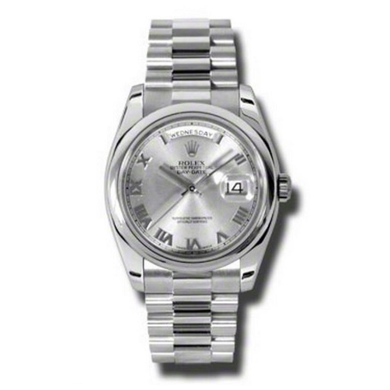 Oyster Perpetual Day-Date Watch 118206 grp