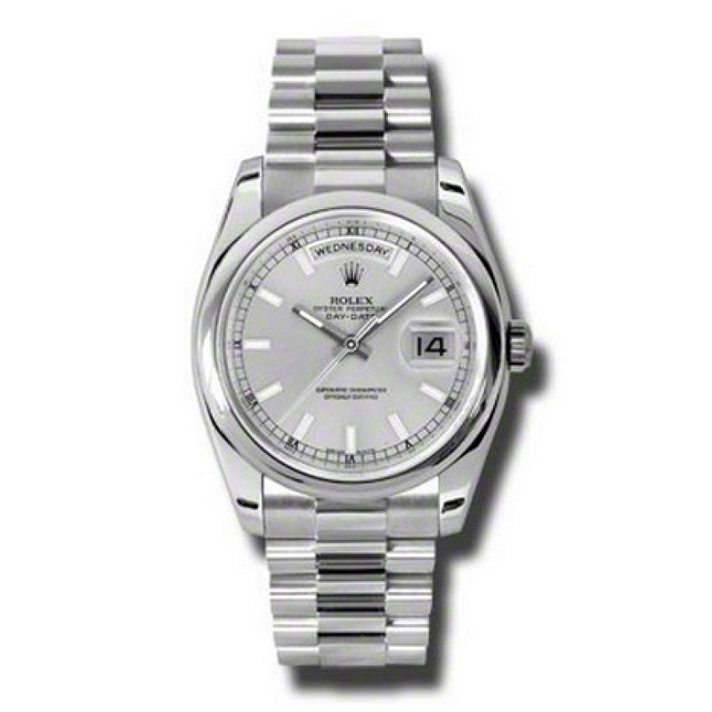 Oyster Perpetual Day-Date Watch 118206 sip