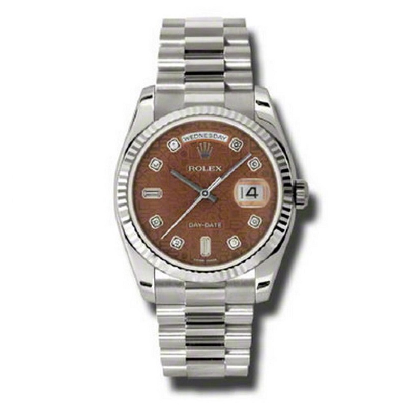 Oyster Perpetual Day-Date Watch 118239 hbjdp
