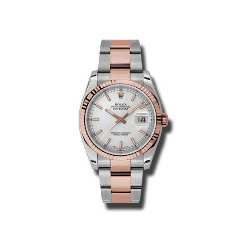 Oyster Perpetual Datejust 36mm Fluted Bezel 116231 sso