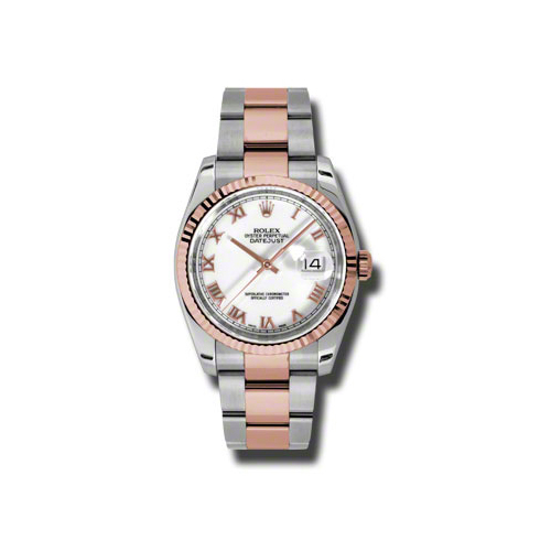 Oyster Perpetual Lady-Datejust 116231 wro