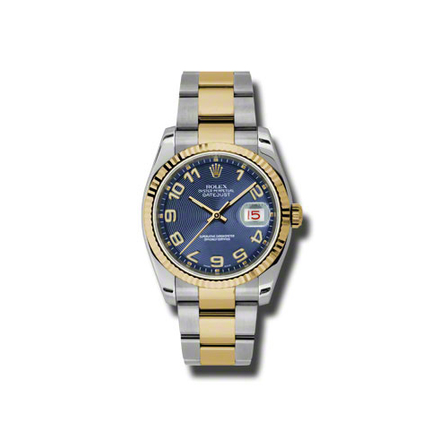 Oyster Perpetual Lady-Datejust 116233 blcao
