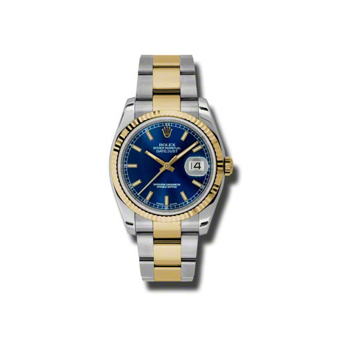 Oyster Perpetual Lady-Datejust 116233 blso