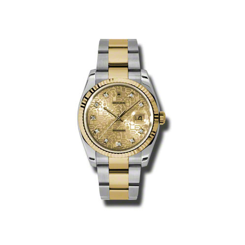 Oyster Perpetual Lady-Datejust 116233 chjdo