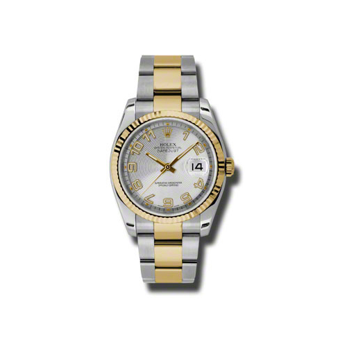 Oyster Perpetual Lady-Datejust 116233 scao