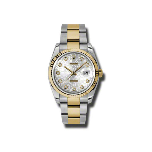 Oyster Perpetual Lady-Datejust 116233 sjdo