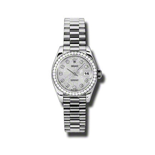 Oyster Perpetual Lady-Datejust 179136 sjdp