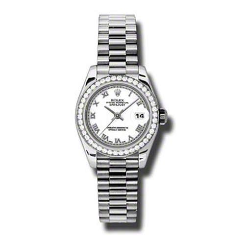 Oyster Perpetual Lady-Datejust 179136 wrp