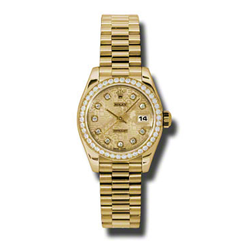 Oyster Perpetual Lady-Datejust 179138 chjdp