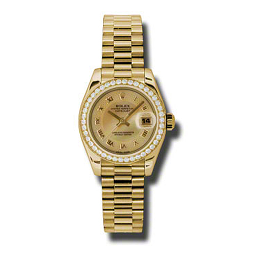 Oyster Perpetual Lady-Datejust 179138 chmdrp