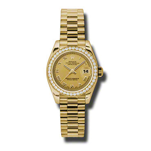 Oyster Perpetual Lady-Datejust 179138 chrp