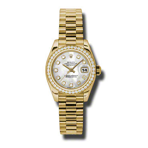 Oyster Perpetual Lady-Datejust 179138 mdp