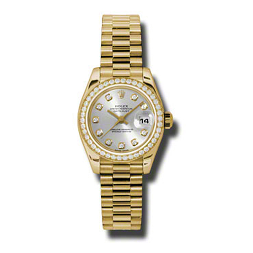 Oyster Perpetual Lady-Datejust 179138 sdp
