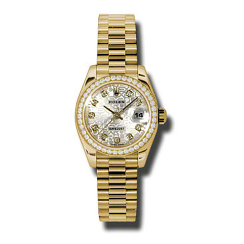 Oyster Perpetual Lady-Datejust 179138 sjdp