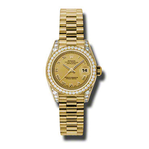 Oyster Perpetual Lady-Datejust 179158 chrp