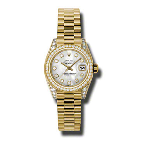 Oyster Perpetual Lady-Datejust 179158 mdp