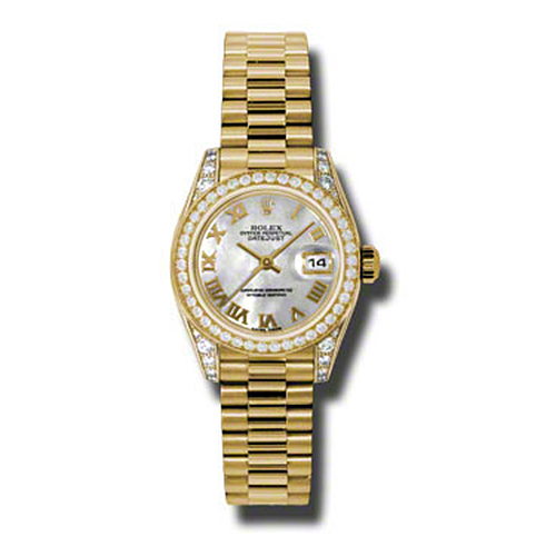 Oyster Perpetual Lady-Datejust 179158 mrp