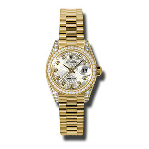 Oyster Perpetual Lady-Datejust 179158 sjdp