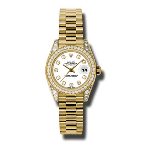 Oyster Perpetual Lady-Datejust 179158 wdp