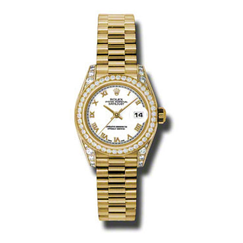 Oyster Perpetual Lady-Datejust 179158 wrp