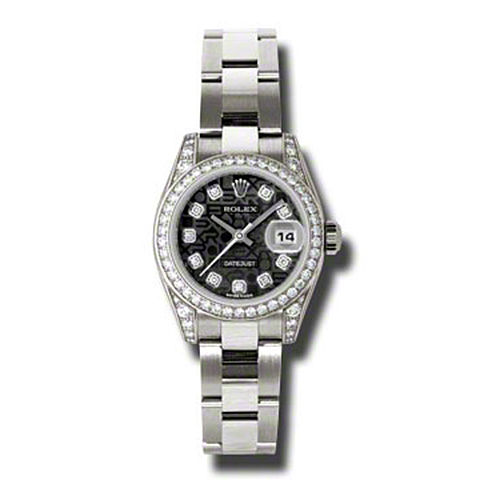 Oyster Perpetual Lady-Datejust 179159 bkjdo