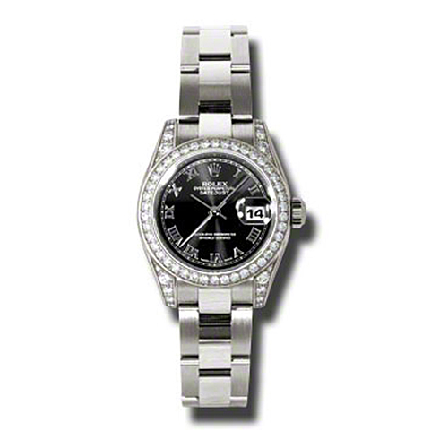 Oyster Perpetual Lady-Datejust 179159 bkro