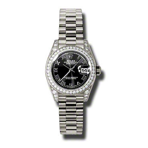 Oyster Perpetual Lady-Datejust 179159 bkrp