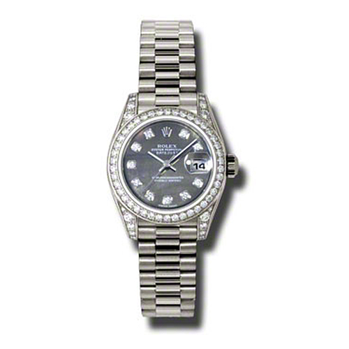 Oyster Perpetual Lady-Datejust 179159 dkmdp
