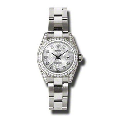 Oyster Perpetual Lady-Datejust 179159 sjdo