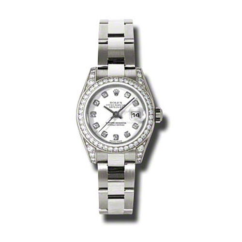 Oyster Perpetual Lady-Datejust 179159 wdo