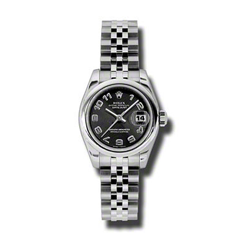 Oyster Perpetual Lady-Datejust 26 179160 bkcaj
