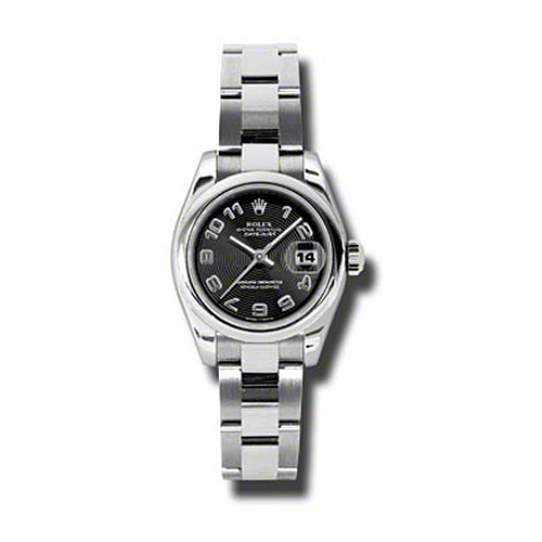 Oyster Perpetual Lady-Datejust 26 179160 bkcao