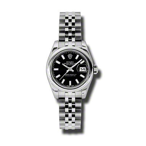 Oyster Perpetual Lady-Datejust 26 179160 bksj