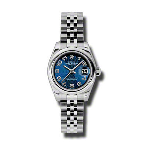 Oyster Perpetual Lady-Datejust 179160 blcaj