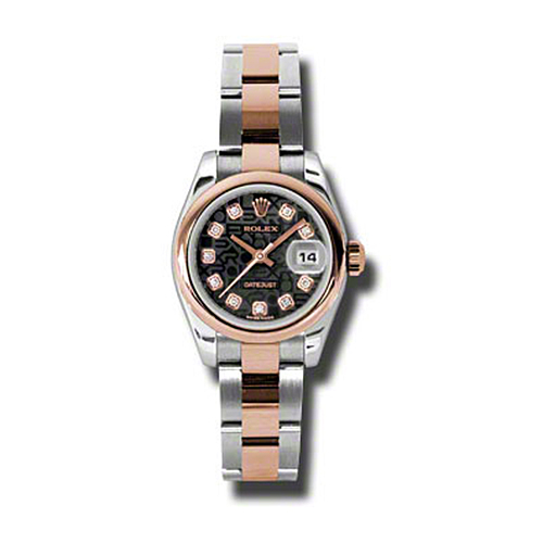 Oyster Perpetual Lady-Datejust 179161 bkjdo