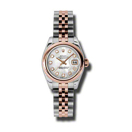 Oyster Perpetual Lady-Datejust 26 Domed Bezel 179161 mdj