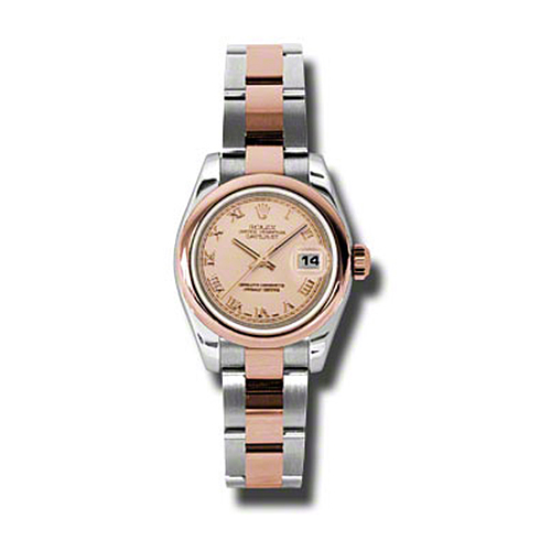 Oyster Perpetual Lady-Datejust 26 Domed Bezel 179161 pro