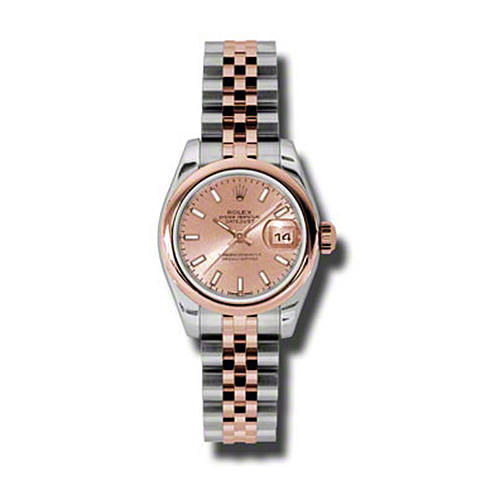 Oyster Perpetual Lady-Datejust 26 Domed Bezel 179161 psj